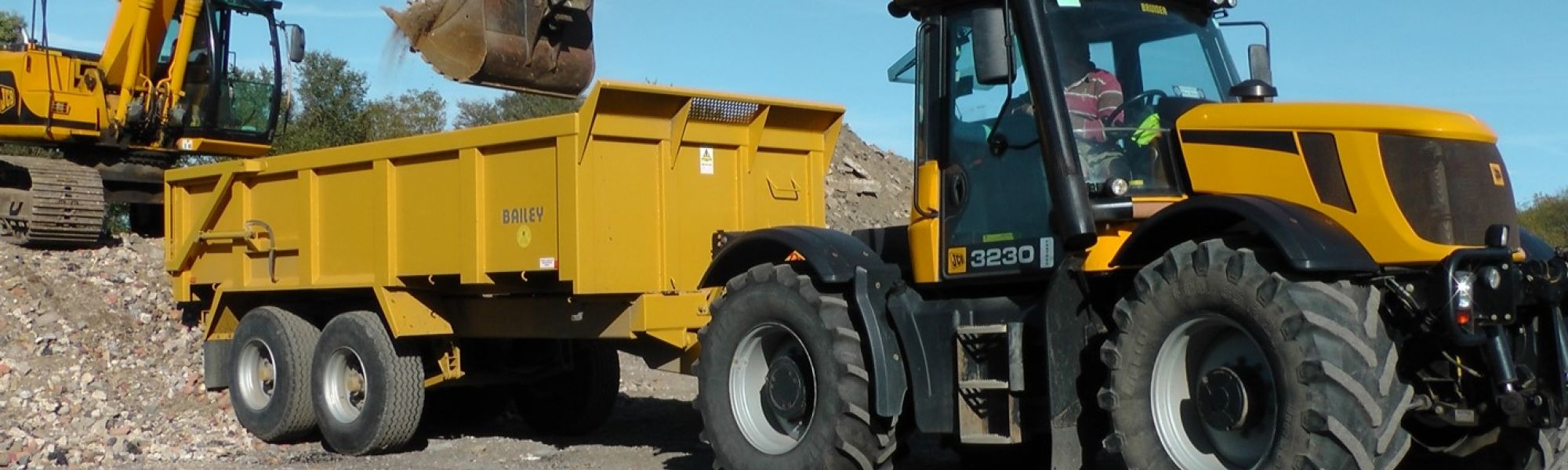 Plant Hire In Leicestershire